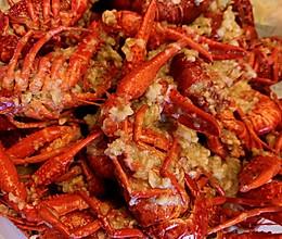 蒜香小龙虾的做法