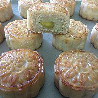 广式月饼-绿豆馅