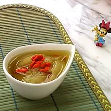 #憋在家里吃什么#生姜蜜梨汤