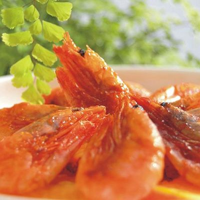 香酥北极虾