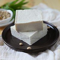 盐卤版豆腐