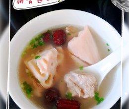 湖北传统~排骨莲藕汤的做法