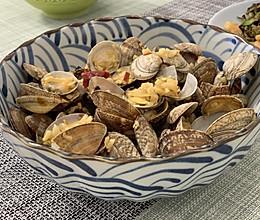 鲜香蒜蓉炒花蛤的做法