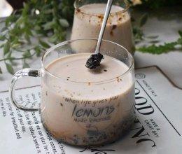 美容养颜——桃胶皂角米血糯米奶茶的做法
