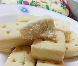 粘米黄油酥饼的做法