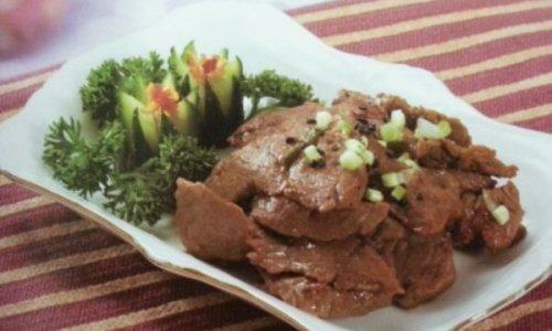 韩式烤牛肉的做法