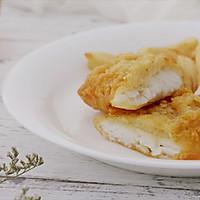 炸鱼薯条|美食台的做法图解8