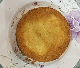 木糖醇戚风蛋糕 6寸的做法