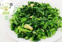 清炒小芥菜,碗中绿油油的小精灵--威厨艺的做法