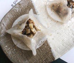 菇菌方饺的做法