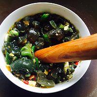#花10分钟,做一道菜!#擂辣椒皮蛋的做法图解5