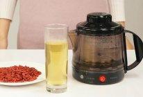 明目养肝枸杞茶的做法