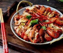 #花10分钟,做一道菜!#清蒸小龙虾的做法