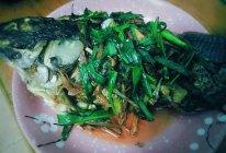 姜丝鱼的做法