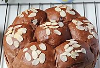 意式巧克力黑糖小餐包的做法