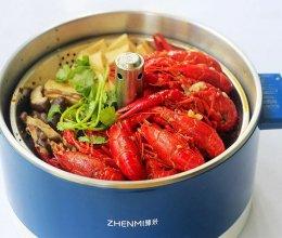 麻辣小龙虾火锅的做法