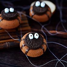 甜甜圈蜘蛛蛋糕