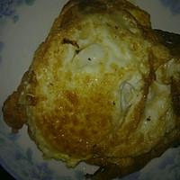 香煎荷包蛋的做法图解4