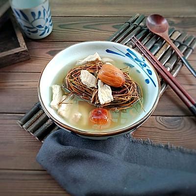 夏季养生汤/鸡骨草瘦肉汤
