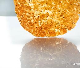 麻辣黄金蛋脆饼的做法