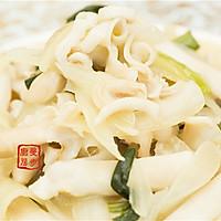 【曼步厨房】姜葱竹蛏 的做法图解8