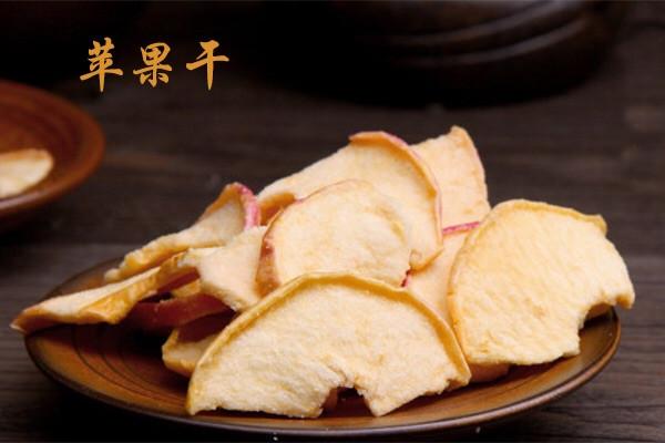 自制香脆苹果干(烤箱版)