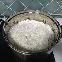 家庭醪糟(米酒)的制作的做法图解3