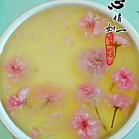 樱花水果慕斯蛋糕#浪漫樱花季#的做法图解16