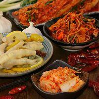 四种小菜挑战你的味蕾