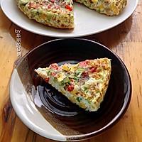 迷迭香蛋白披萨#平衡美食大作战#