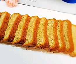 生酮圣品——杏仁磅蛋糕(完全不加面粉)的做法