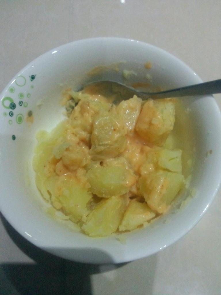 千岛酱土豆泥