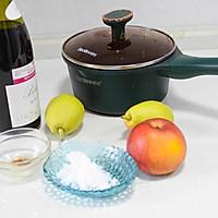 红酒煮梨的做法图解1