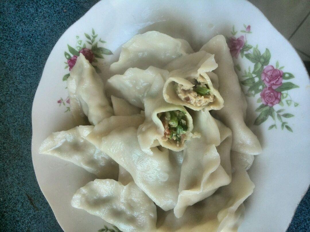 芹菜饺子的做法图解6