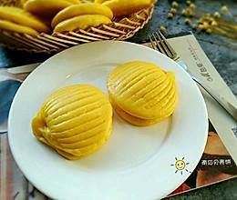 我爱做面食之南瓜贝壳饼#福盈门好面用芯造#