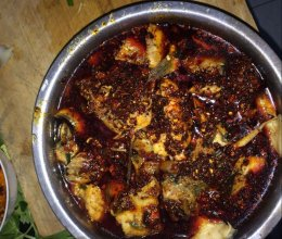 香辣火锅鱼的做法的做法