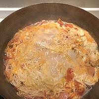 快手早餐之西红柿鸡蛋面条的做法图解5