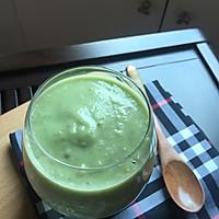 轻食更健康系列-牛油果香蕉麦片奶昔(早餐)