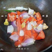 厨渣必学的一锅三吃--土豆番茄牛腩汤的做法图解5