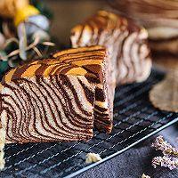斑马纹酸奶蛋糕