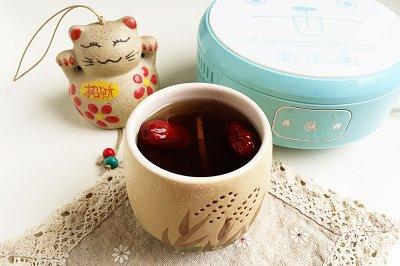 #公主系列#特殊的日子爱自己——红糖姜枣茶