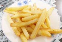 薯条——空气炸锅烹饪的做法