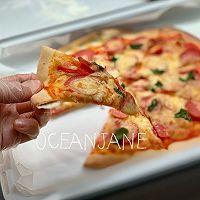 【意味】意大利披萨 自制PIZZA酱 #精品菜谱挑战赛#的做法图解39