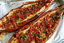香气四溢媲美烧烤店的香辣蒜蓉烤茄子的做法