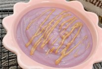 紫薯山药糊的做法