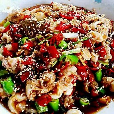 李孃孃爱厨房之一一麻辣干锅兔
