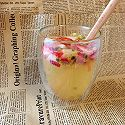 春之花-百香果&草莓特饮