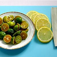 青金桔柠檬蜜茶的做法图解1