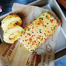 #秋天怎么吃#肉松蛋糕卷