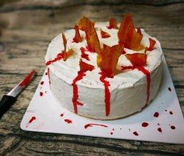 万圣节【玻璃嗜血蛋糕】的做法